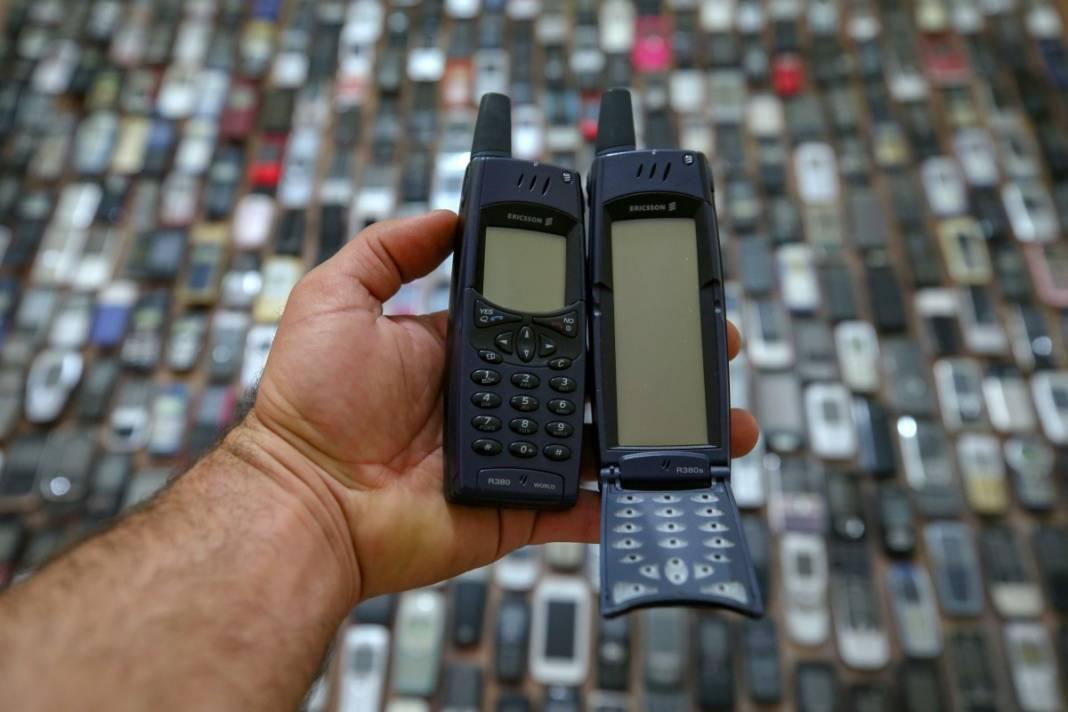 Choáng ngợp với bộ sưu tập điện thoại di động trong 20 năm của người đàn ông Thổ Nhĩ Kỳ - Ảnh 13.