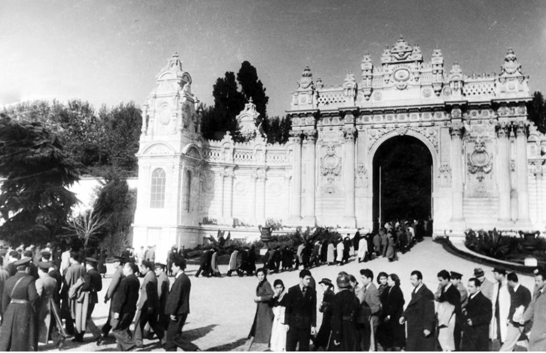 Atatürk'ün cenaze fotoğrafları gün yüzüne çıktı, bazıları ilk kez arşivden çıkartıldı 2