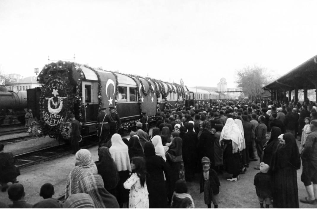Atatürk'ün cenaze fotoğrafları gün yüzüne çıktı, bazıları ilk kez arşivden çıkartıldı 11