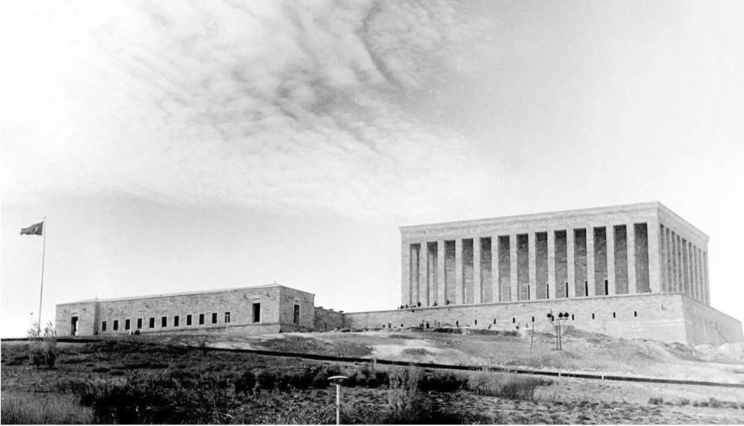 Atatürk'ün cenaze fotoğrafları gün yüzüne çıktı, bazıları ilk kez arşivden çıkartıldı 34