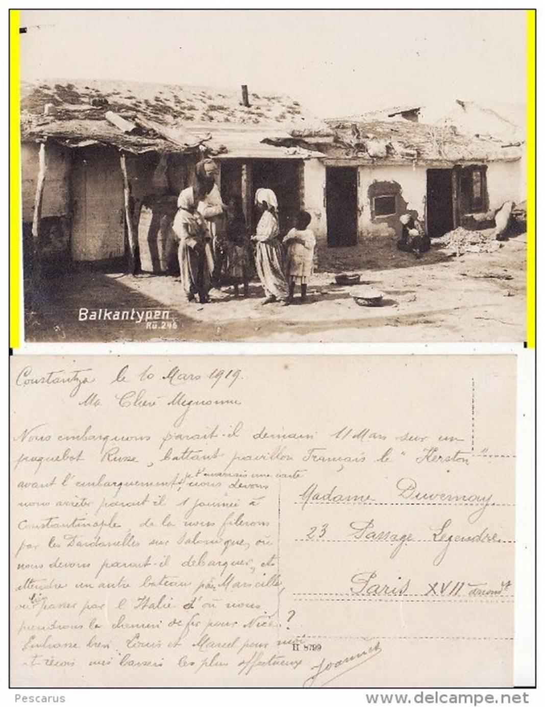 İşte Dobruca'da yaşayan Türklerin tarihine ışık tutacak kareler 24