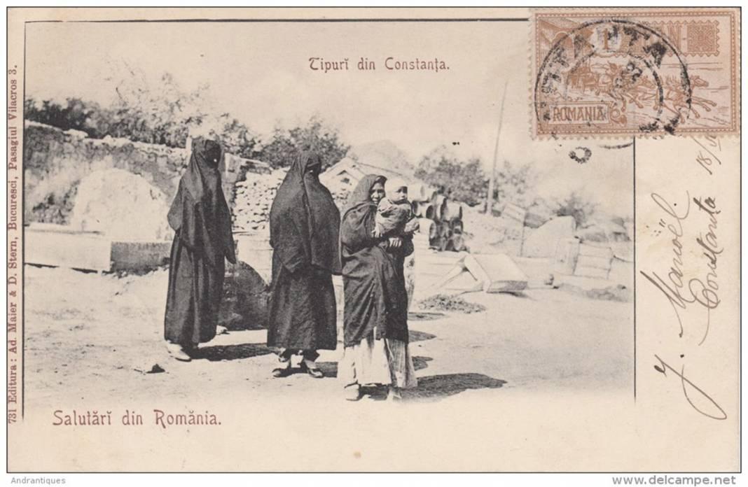 İşte Dobruca'da yaşayan Türklerin tarihine ışık tutacak kareler 35