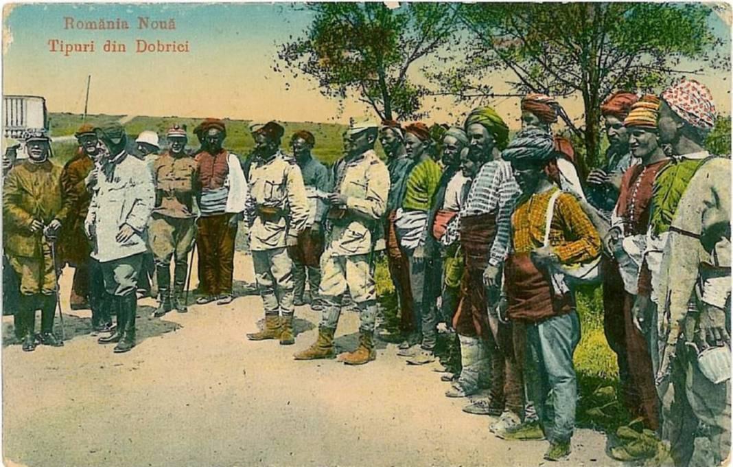 İşte Dobruca'da yaşayan Türklerin tarihine ışık tutacak kareler 41