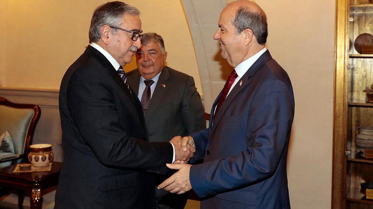 Son dakika! KKTC'de Ersin Tatar yeni cumhurbaşkanı seçildi