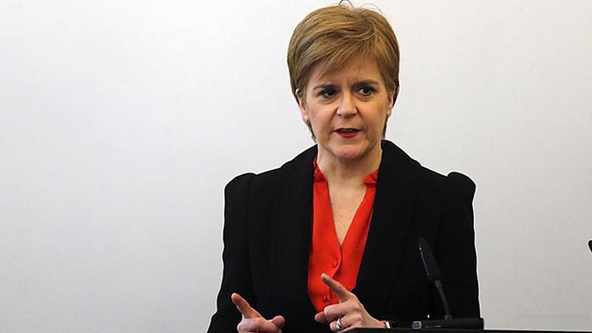İskoçya'dan bağımsızlık çağrısı: Kendi geleceğimizin haritasını çizme zamanı geldi