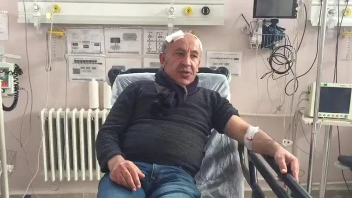 Bitlis'te Mutki Belediye Başkanı'na bıçaklı ve sopalı saldırı