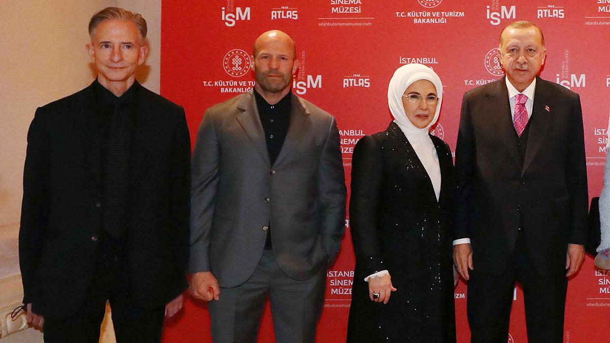 Jason Statham kimdir, kaç yaşında, nereli, boyu kaç? Erdoğan ile sürpriz  buluşma