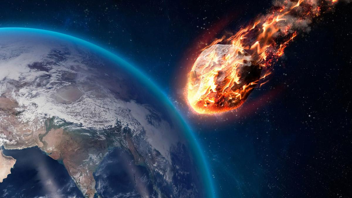 NASA duyurdu: Dev asteroit Dünya'ya hızla yaklaşıyor