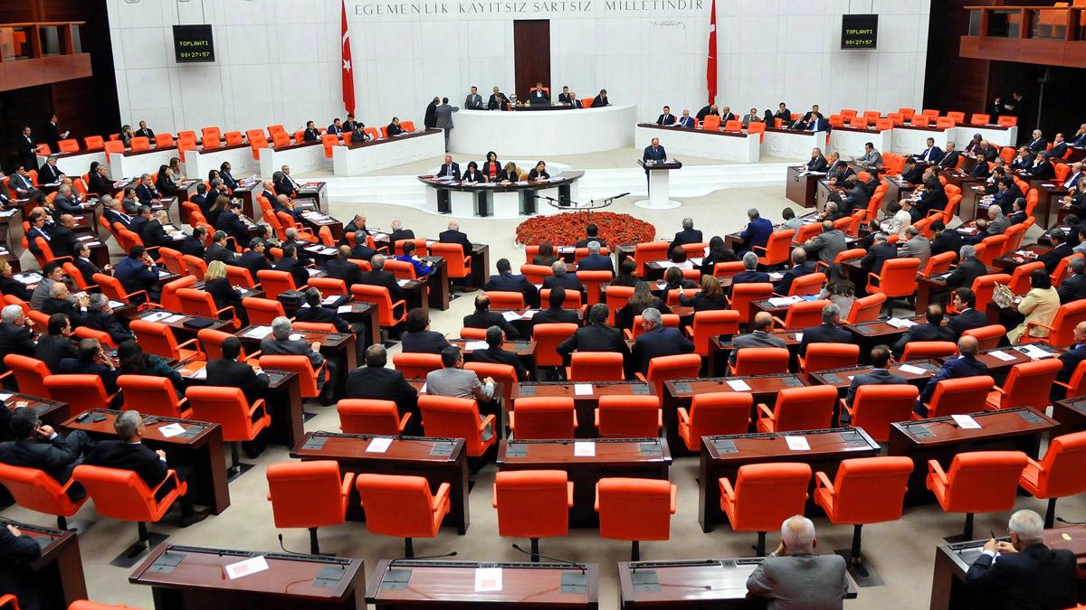TBMM'den Çin Büyükelçiliği'ne tepki: Hadsizliği kınıyoruz