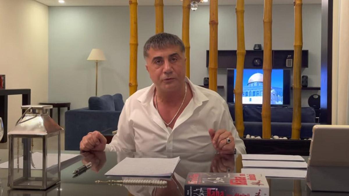 Sedat Peker'den üçüncü video: Milletvekilinin kemiklerini kırdırdım