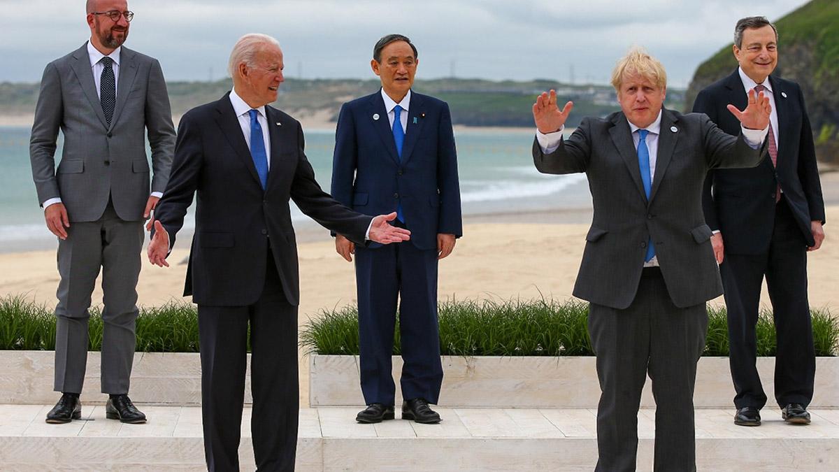 G7'den Uygur bildirisi: Yaşananlardan derin endişe duyuyoruz