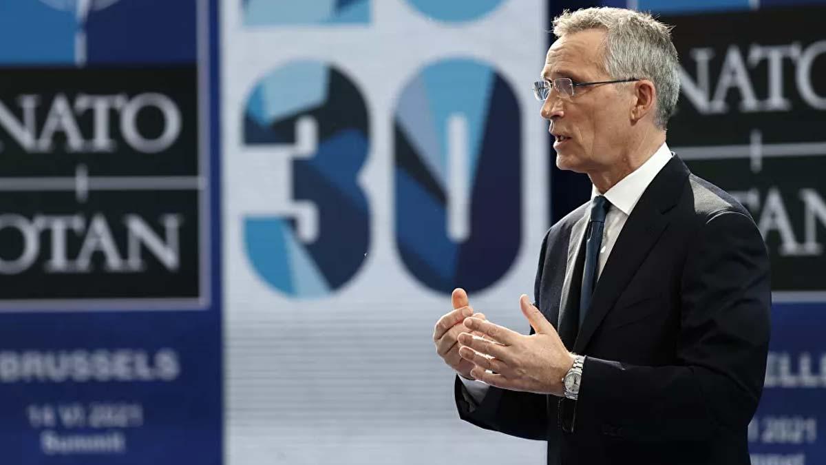 NATO Genel: Çin'de kendini, en iyi düzeyde iyi durumda durumda durumda durumda