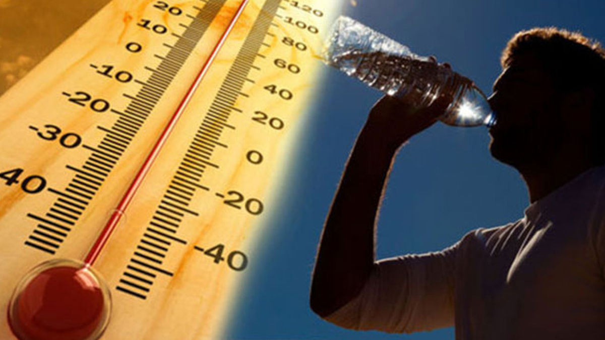 Son 51 yılın en sıcak mayıs ayı yaşandı