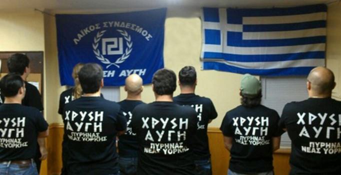 """Yunanistan'da """"Altın Şafak"""" üyeleri yargılanıyor"""