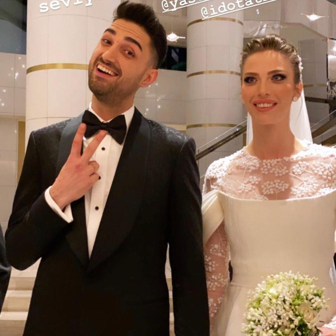 İdo Tatlıses hayatının aşkı Yasemin Şefkatli ile evlendi - Yeni İstiklal